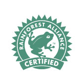 Rainforest Alliance Certified Certificaciones | Virú Naturally ahead