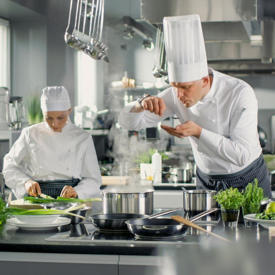 Services: Food service | Virú Naturally ahead