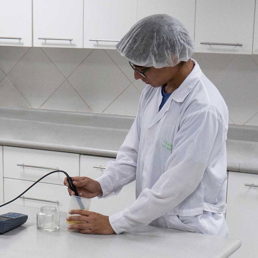 Innovation: Analysis Laboratory