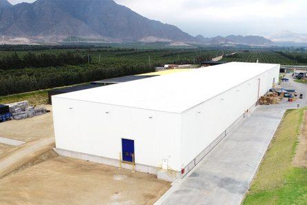 Processing plant: Peru, Piura   Virú Naturally ahead