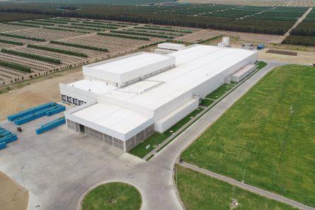Processing plant: Peru, Viru La Libertad   Virú Naturally ahead